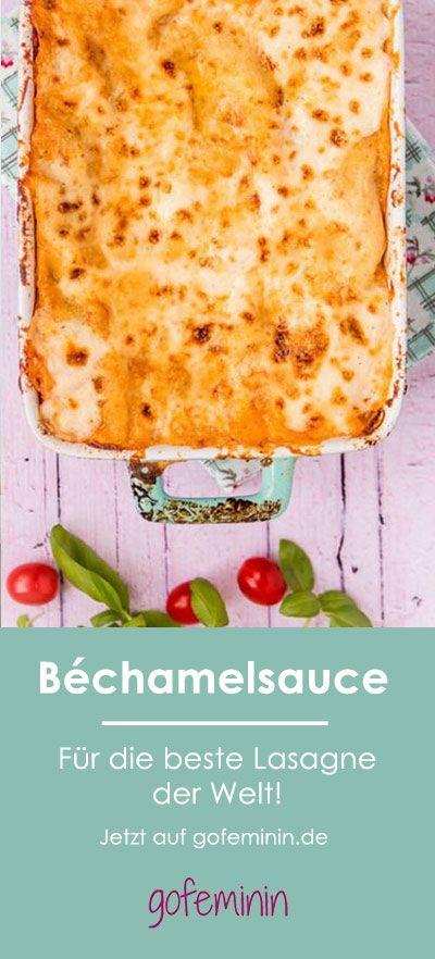 Für die beste Lasagne der Welt: Dieses Béchamelsauce-Rezept müsst ihr kennen…