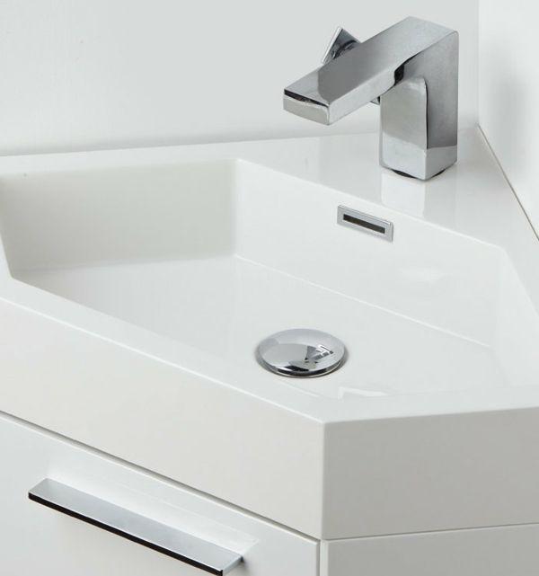 die besten 25 eckwaschbecken ideen auf pinterest badezimmer eckwaschbecken eckwaschbecken. Black Bedroom Furniture Sets. Home Design Ideas