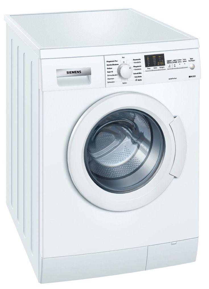 Siemens iQ300 WM14E425 Waschmaschine Frontlader / A+++ / 7 kg / weiß / VarioPerfect / EcoPlus: Amazon.de: Elektro-Großgeräte