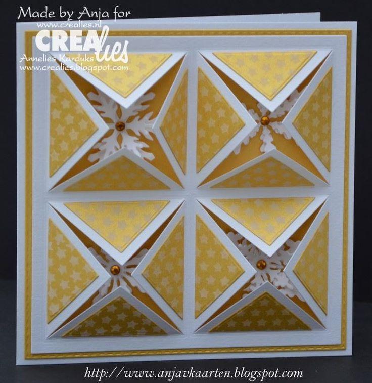 Made by Anja:  https://www.crealies.nl/detail/1400549/15-09-30-anja.htm &  http://www.crealies.blogspot.nl/20…/…/hidden-snowflakes.html CreaLies Items: Crea Nest Lies XXL no. 08 Crea Nest Lies XXL no. 22 Stitch Modern Patch Work no. 2 Masks & More no. 12 X-tra no. 1 Duo Dies no. 1 Duo Dies no. 2 Duo Dies no. 3 Duo Dies no. 4