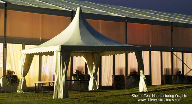 Tent Shelter | Carpa Pagoda | Carpa Recepción | Salón Tent | Estructuras temporales