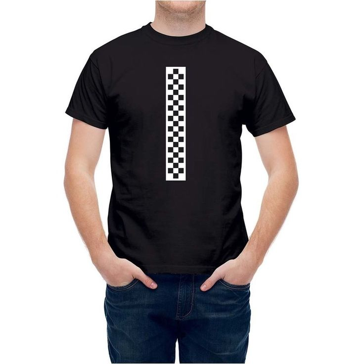 T Shirt Speed Race Championship Checkered Line Newest 2017 Fashion Stranger Things T-Shirt Men Funny Casual Brand Shirts Top