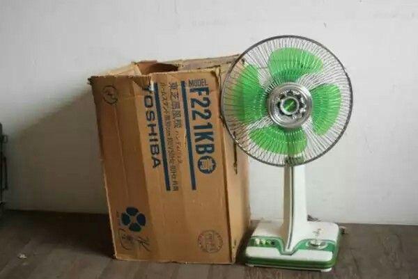 東芝扇風機 お座敷扇 水彩