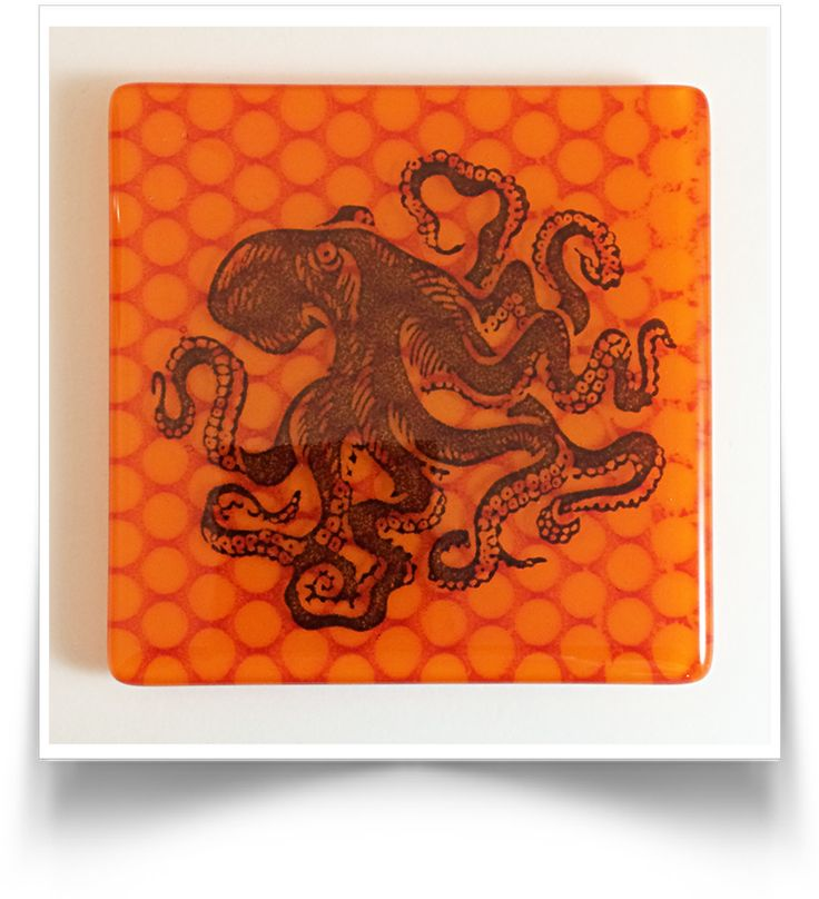 Octopus Coasters