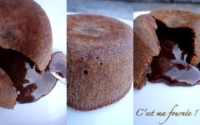 Mi-cuit au chocolat Michalak
