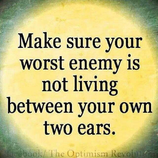 Quotes About Anger And Rage: Make Sure Your Worst Enemy Is Not Living Between Your Own