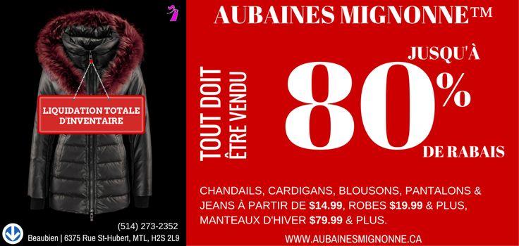 Aubaines Mignonne™ - Aubaines Mignonne ! Cute Discount