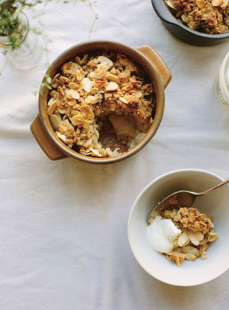 This lovely dessert from Emma Galloway's new book A Year in My Real Food Kitchen celebrates the