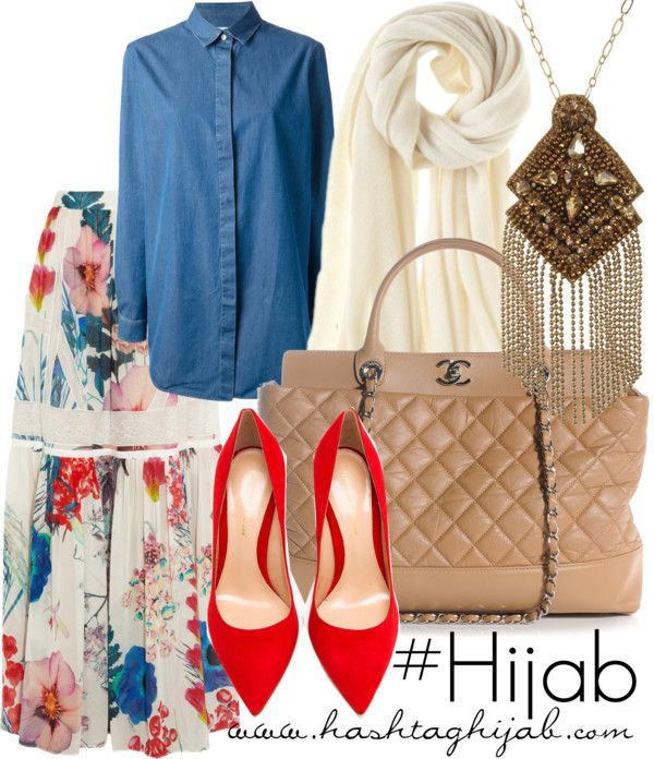 Hashtag Hijab Outfit #260