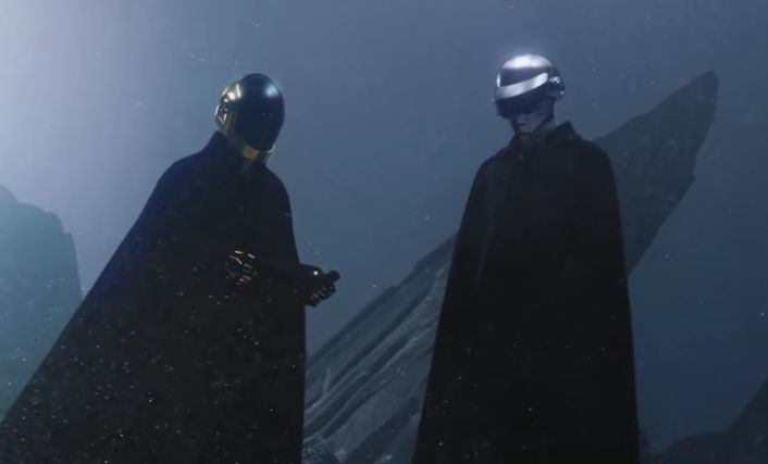 """Watch Daft Punk Make Epic Appearance In The Weeknd's Cinematic """"I Feel It Coming"""" Music Video After seeing Daft Punk and The Weeknd perform """" I Feel It Coming """" live at the Grammys together, they've once again reunited for the release of the song's music video. The video, directed by Warren Fu, has a vintage vibe to it and will bring you back to the Michael Jackson days with the way the video is shot and The Weeknd's wardrobe selection. Watch Daft Punk And The Weeknd Perfo.."""