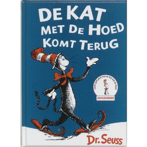 De kat met de hoed komt terug - Dr. Seuss | Gottmer