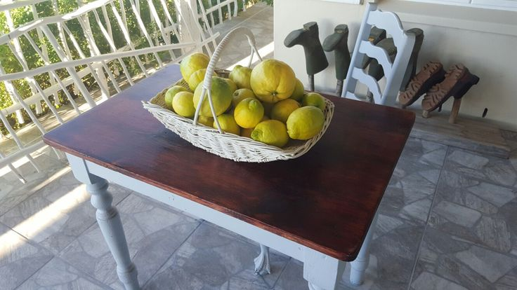 Our 2nd harvest of lemons from our tree. Will be making more lemon cordial over the weekend. 3 cheers for growing our own!