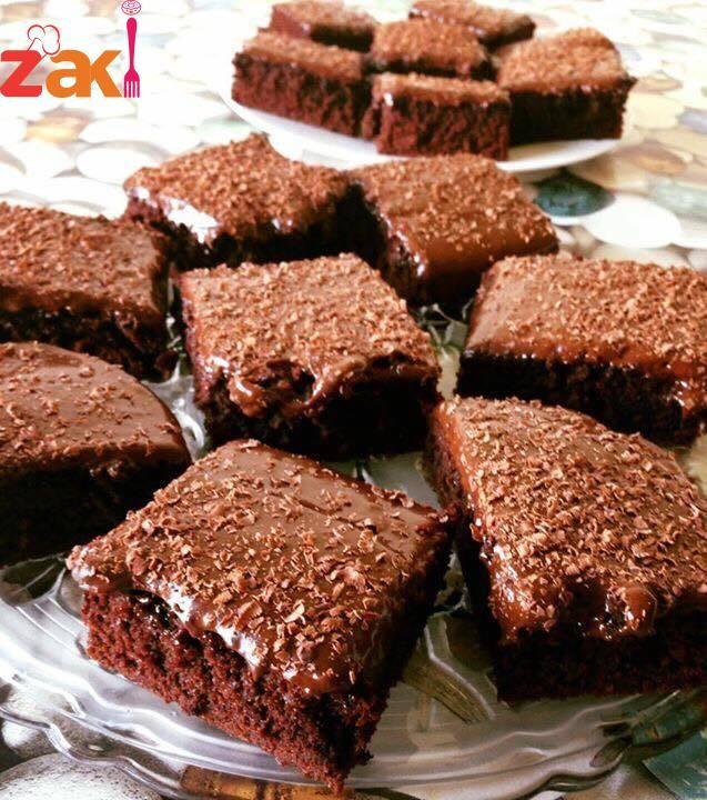كيكة النسكافيه من أروع طرق الكيك الناجحة والمضمونة زاكي Sweets Recipes Arabic Dessert Breakfast Gift