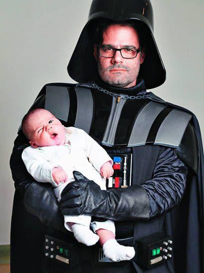 Luis Chataing, un papá galáctico - Entretenimiento