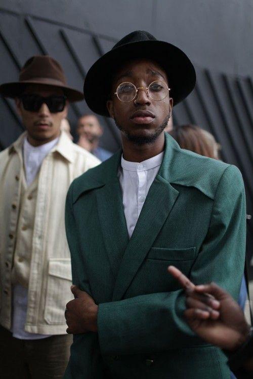 womensweardaily:  TAW: London Men's Fashion Week Spring...
