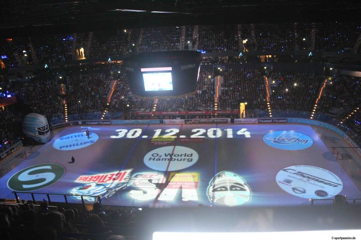 Hamburg Freezers – Thomas Sabo Ice Tigers Nürnberg