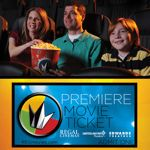 Regal Entertainment Group Premiere Movie Tickets 10-pack. I always love getting movie tickets!!!