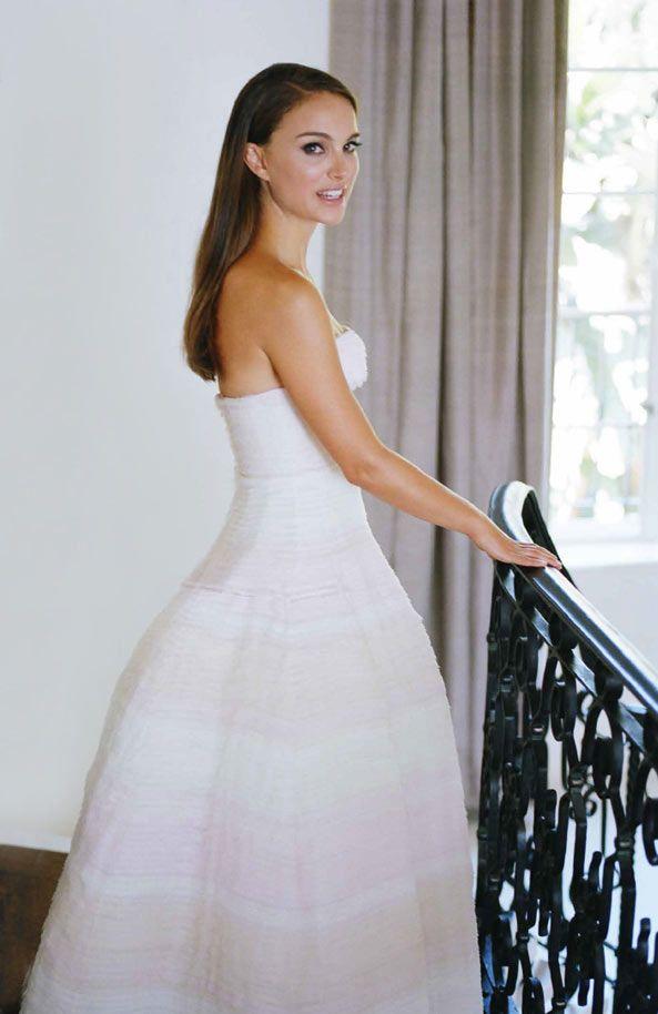 Natalie Portman Miss Dior perfume advertising