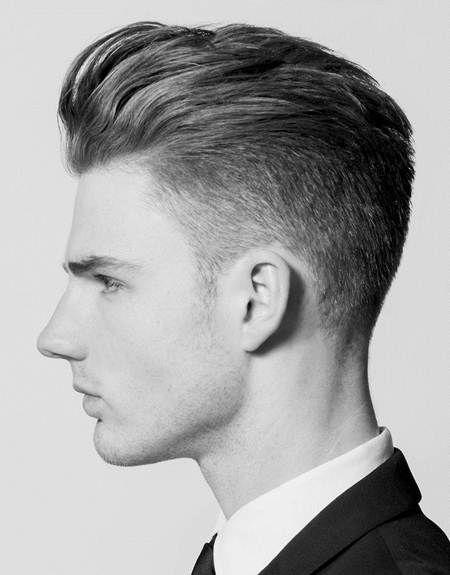 Potongan Rambut Pria Under Cut