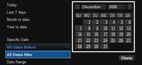 jQuery...45. Date Range Picker A rich date-range widget that uses the jQuery UI's date picker and some additional custom interaction.