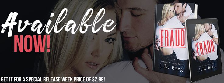 Abibliophobia Anonymous                 Book Reviews: **RELEASE BLITZ With Giveaway**  Fraud by J.L. Ber...