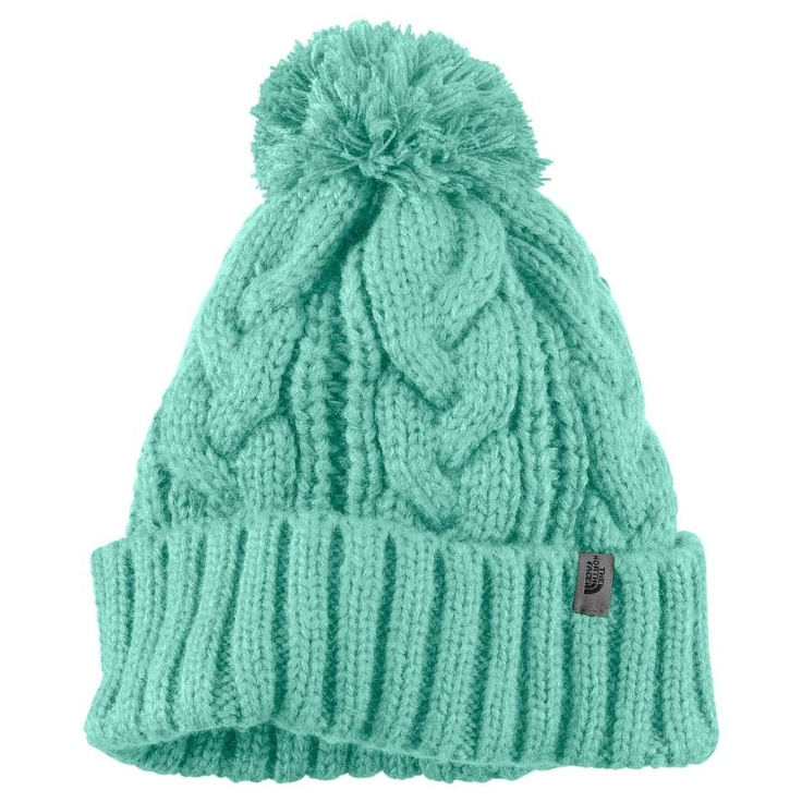 A super cute beanie in my favorite color with a fuzzy ball!