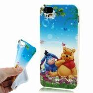 Θήκη iphone 5 & 5S TPU Winnie the Pooh
