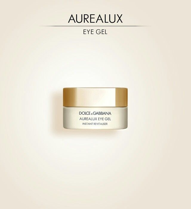 Aurealux Eye Gel: Instant Revitaliser