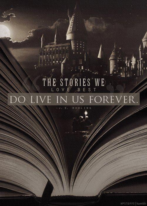 So true, love Harry Potter until the very end! 'After all this time?' 'Always'<3