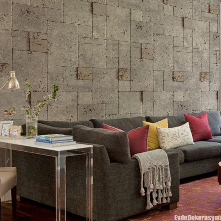 Taş desenli duvar kağıtlarını aşağıdaki adresten inceleyebilirsiniz. yerevdekor.com/cicekli-duvar-kagitlari