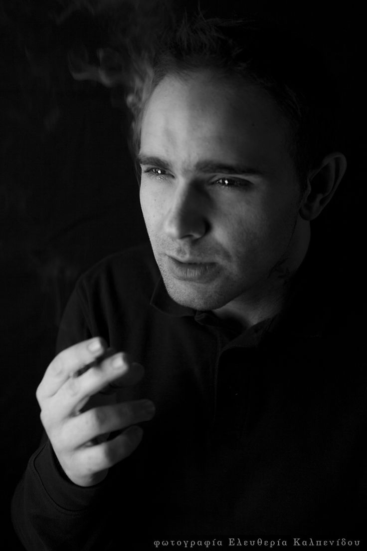 Portraits of Giorgos Sakellariou (actor)