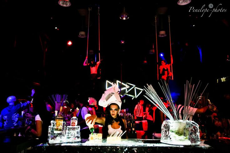 Private birthday  Burlesque theme party