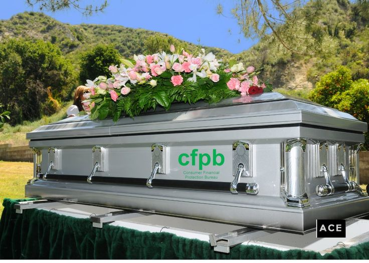 Since the Consumer Financial Protection Bureau's creation six years ago, some Republicans in Congress have wanted to kill it. They may get a clear shot next month. - http://elliott.org/blog/consumer-financial-protection-bureau-marked-death-heres-care/