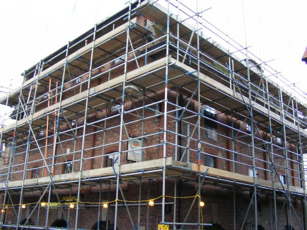 Cooper Scaffolding company provides the safest commercial scaffolding services across Leicestershire and the East Midlands. http://www.cooperscaffolding.co.uk/scaffolding-services/commercial/