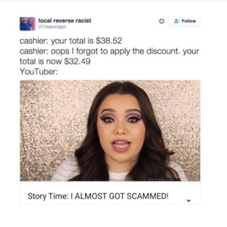 Storytime YouTubers Clickbait Memes, YouTube Title Meme   Teen.com