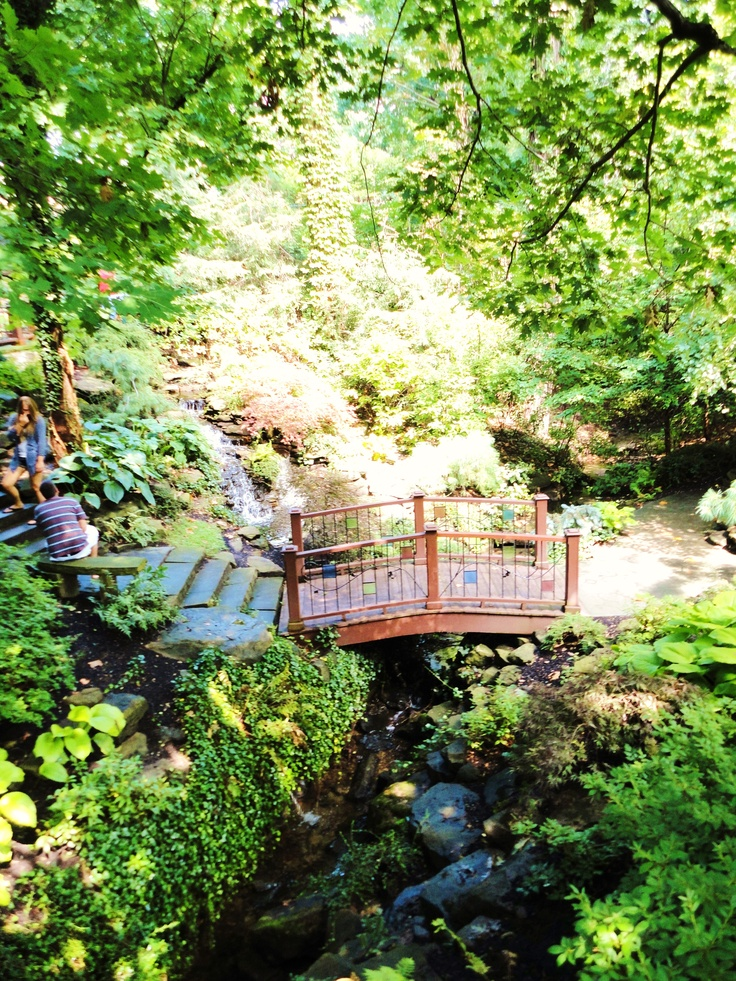 Botanical Garden, Cleveland, OH