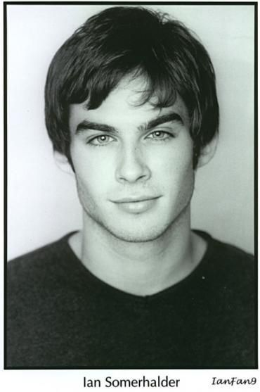 Ian Somerhalder - young looking! O ma gosh he's still amazing!! <3