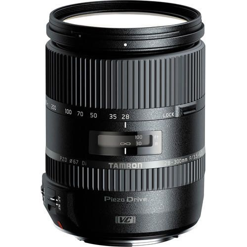 Image of Tamron 28-300mm f/3.5-6.3 Di VC PZD Lens for Canon