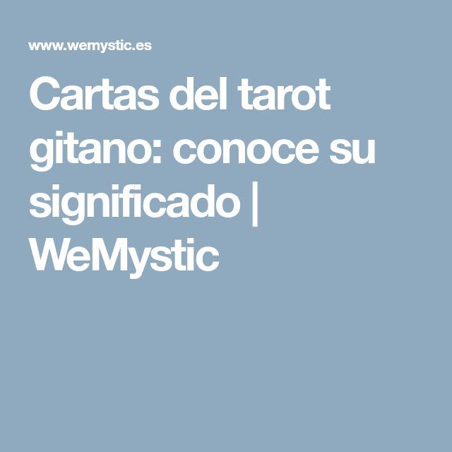 Cartas del tarot gitano: conoce su significado | WeMystic