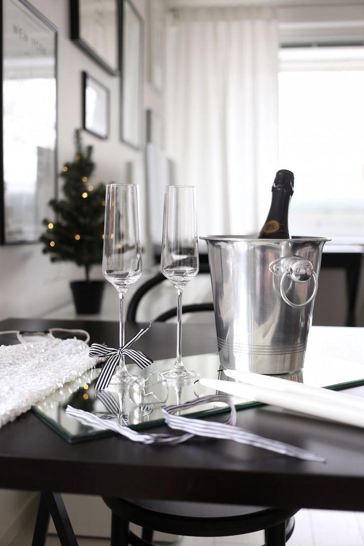 Homevialaura | Hardys Crest Sparkling Chardonnay Pinot Noir Brut sparkling wine | Finland's Independence day | sapas ideas