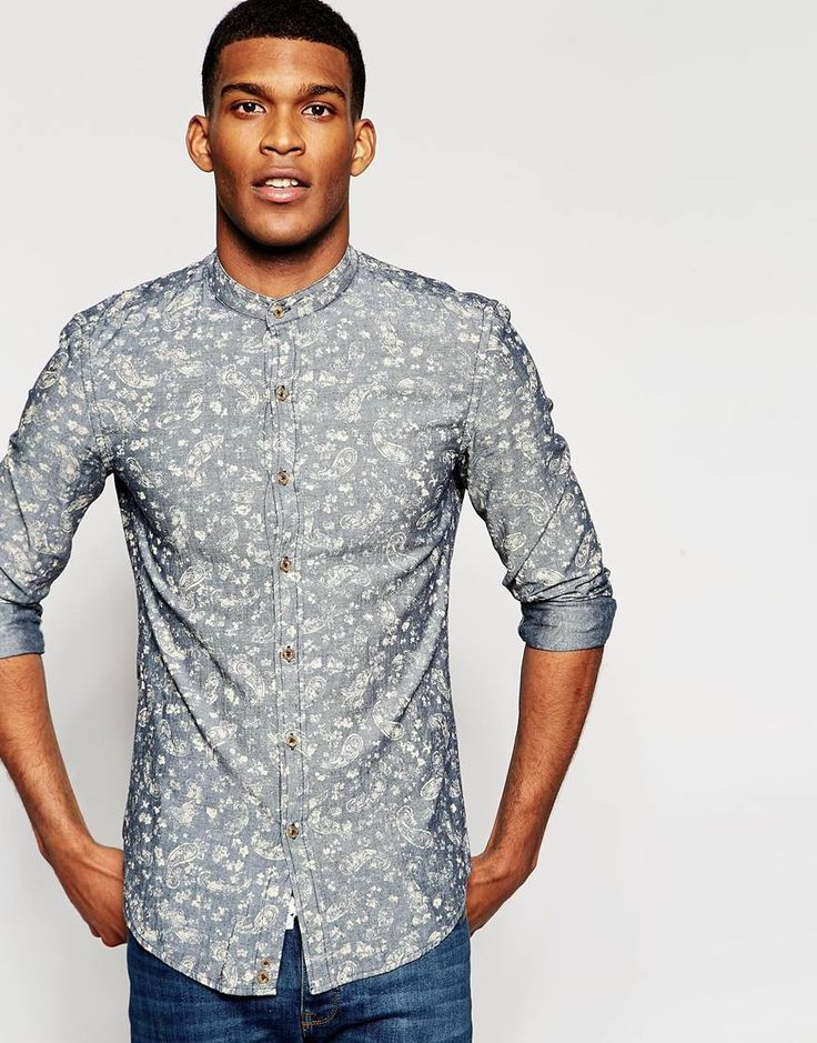 25 best ideas about grandad collar shirt on pinterest Mens grandad collar shirt