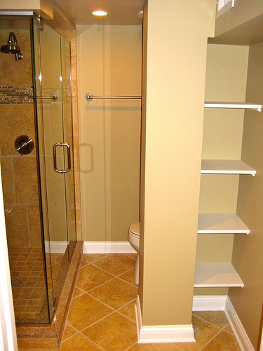 Small bathroom remodel ideas great idea for hiding for Washroom renovation ideas