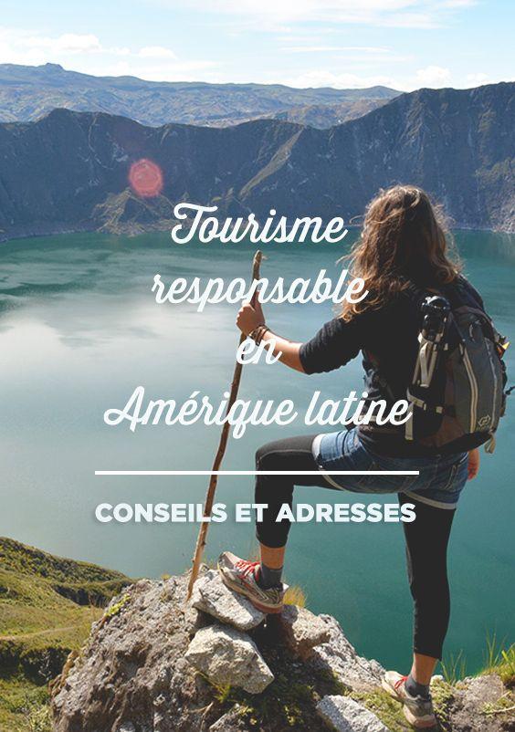Tourisme responsable en Amerique Latine: le retour de Florie sur 2 ans d'échange avec les acteurs du tourisme, de Cancun  jusqu'en Patagonie.