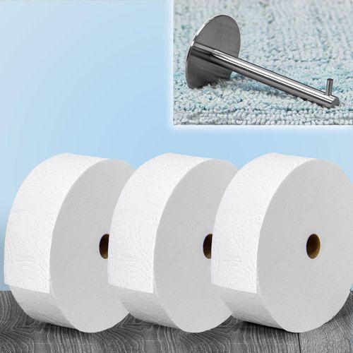 Forever Roll Starter Kit Multi User Starter Kit Toilet Paper