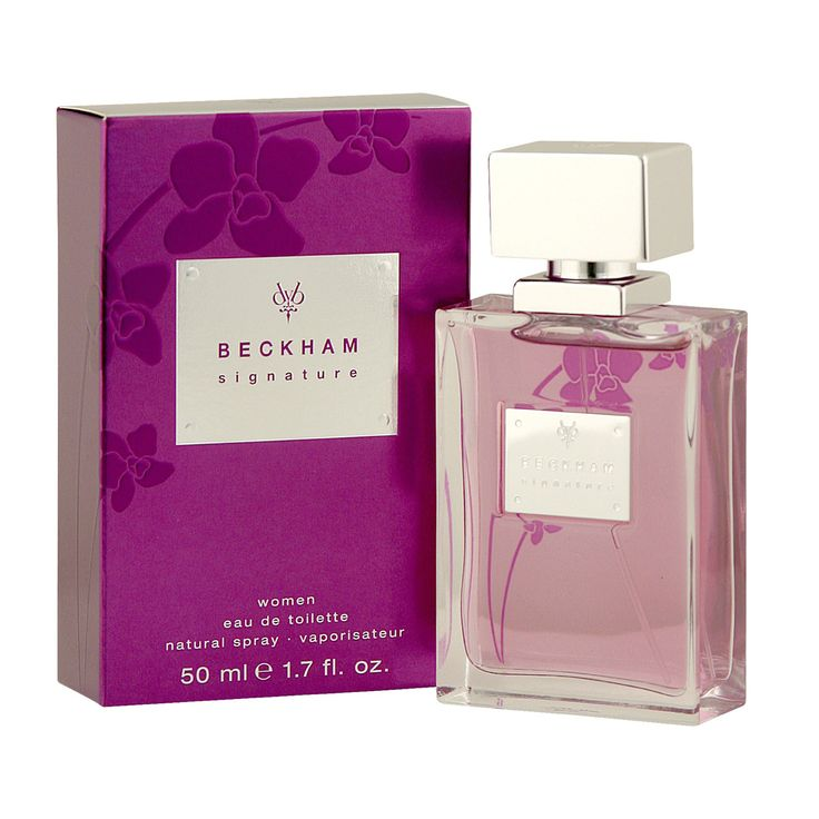 David Beckham Signature Women-Eau De Toilette Spray 1.7 Oz