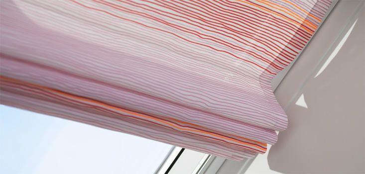 Pi di 25 fantastiche idee su store velux su pinterest for Store tissus fenetre
