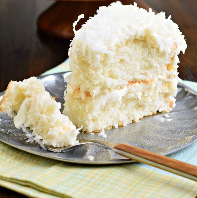 Wedding Cake Recipes From Scratch: 25+ Best Ideas About White Cake Recipes On Pinterest