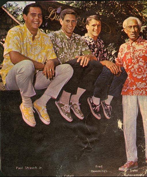 LEGENDARY SURFERS: The Duke Team