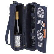Picnic at Ascot Sunset Wine Carrier for 2 (133-B)
