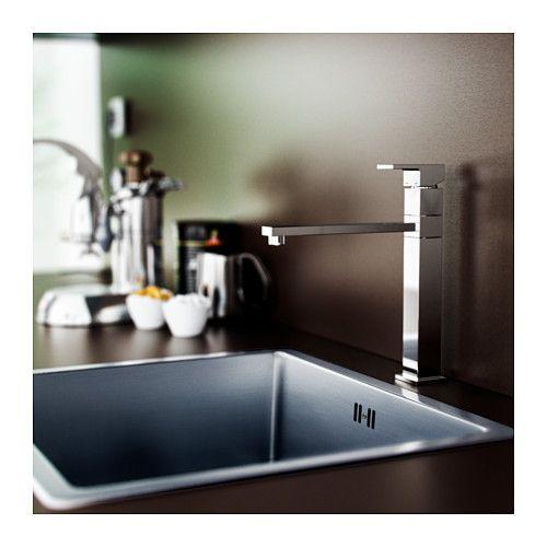 BREDSKÄR Inbyggnadsdiskbänk 1 Ho IKEA 25 års Garanti. Läs